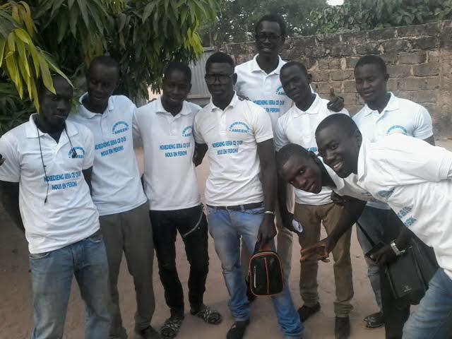 Amicale Des Élevés Et Etudiants de la Commune Ndiedieng