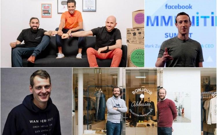 Ces étudiants devenus des entrepreneurs à succès