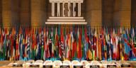 Programme Hydrologique International/Unesco/retrait des Etats-Unis et d'Israël de l'UNESCO/Rapport mondial de suivi sur l'éducation de l'UNESCO