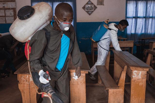 épidémie de peste à Madagascar