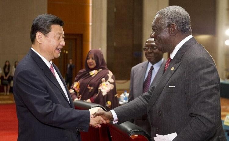 Relation Chine-Afrique entre croissance et dépendance