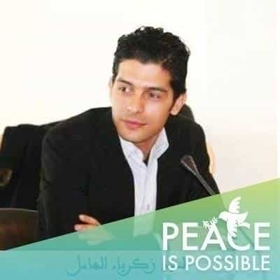 Zakaria El Hamel lauréat du Prix humanitaire panafricain