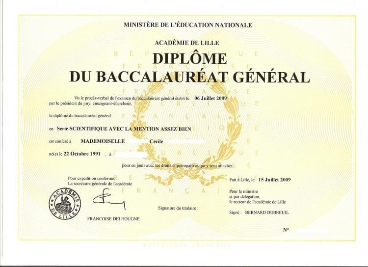 Authentification numérique des diplômes