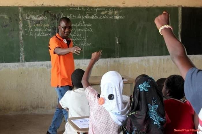 impôts sur les salaires/Crise scolaire en Afrique/Mirador/Partenariat mondial pour l'éducation/Éducation au Sénégal/Journée de l'enseignant/Loi de finances 2018