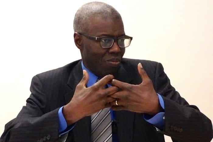 Bachir DIAGNE/Souleymane Bachir/Souleymane Bachir Diagne