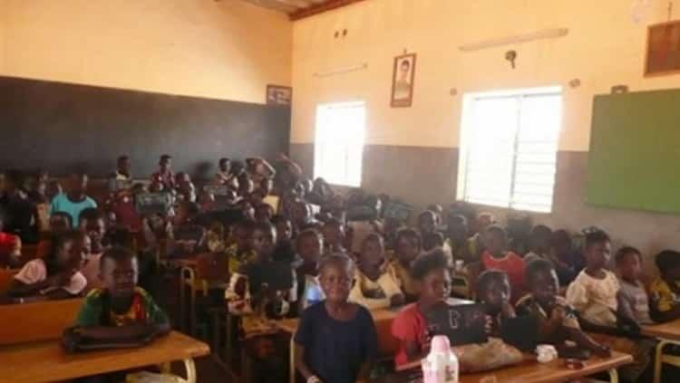 Éducation-Burkina Faso