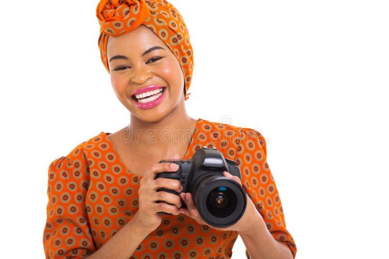 Recrutement d'un photographe par une entreprise de la place