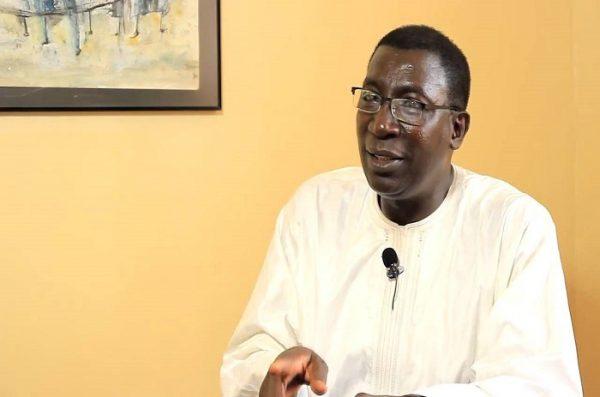 Malick FALL Secrétaire Général du SAES