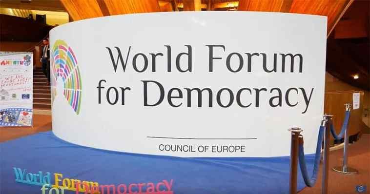 Mouvement mondial pour la démocratie