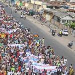grève dans l'Education et la Santé