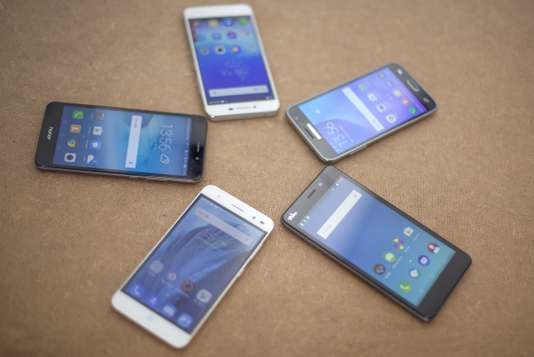 smartphone ralenti