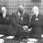Lamine Gueuye premier Président de l'assemblée nationale