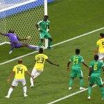 élimination du Sénégal