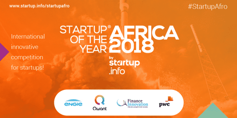 Startup of the year Africa 2018