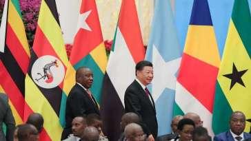 Forum Chine-Afrique 2018