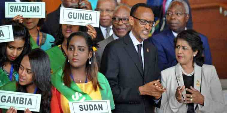 Sommet Women in Africa