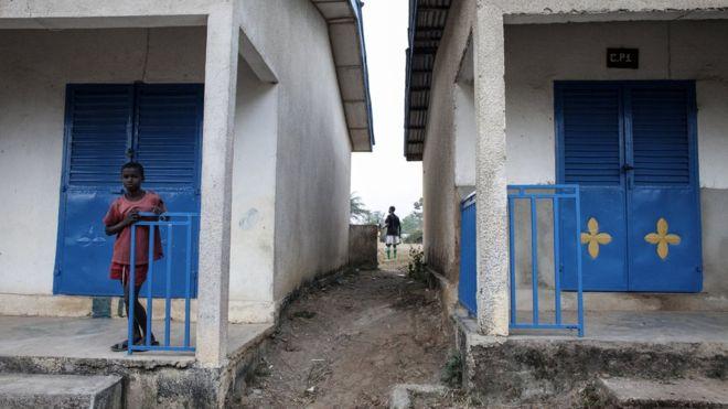 élèves guinéens