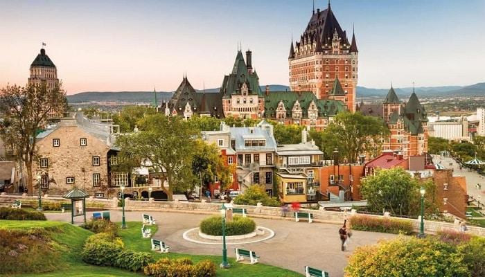 étudier à Québec