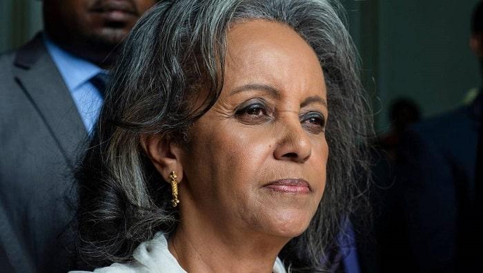 femme présidente