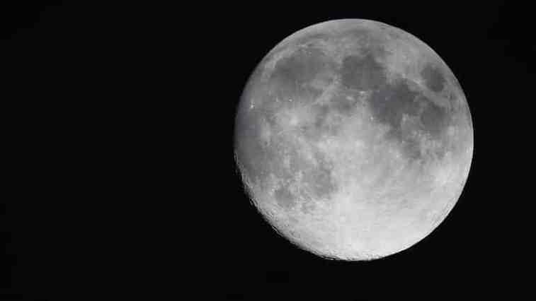 lune artificielle