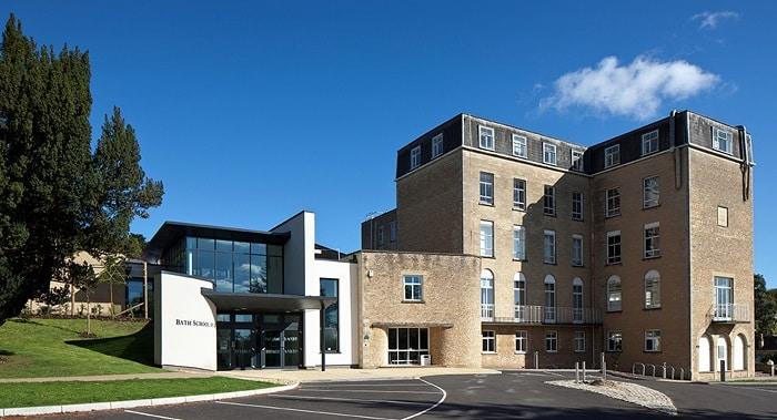 université britannique Bath Spa