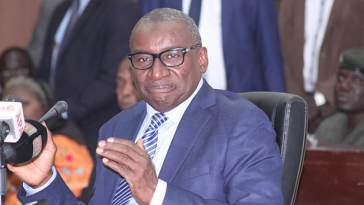 Dakar et Brazzaville