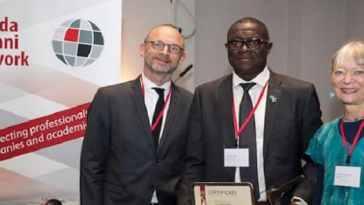 Prix DANIDA Alumni