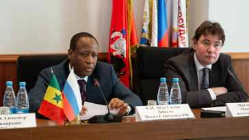 entrepreneurs sénégalais