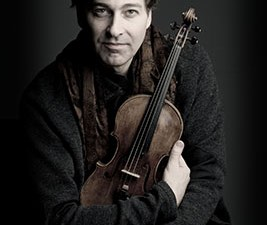 Philippe Graffin-Violin Photo: Marco Borggreve always credit