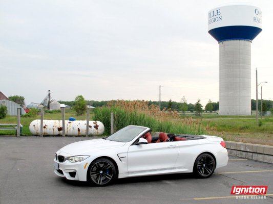2015 BMW M4 Cabriolet | Shaun Keenan for Ignition