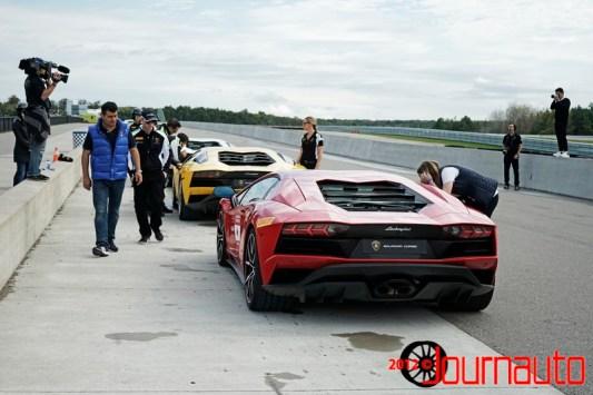 Lamborghini Aventador S Coupe | Shaun Keenan for Ignition