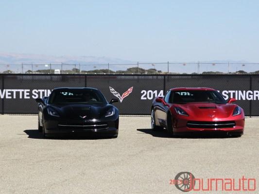2014 Chevrolet Corvette Stingray | Shaun Keenan