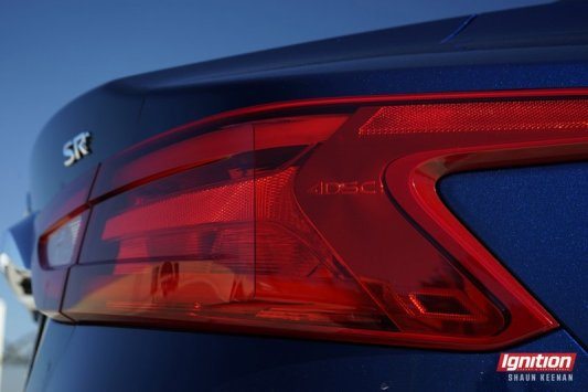 2016 Nissan Maxima SR | Shaun Keenan for Ignition