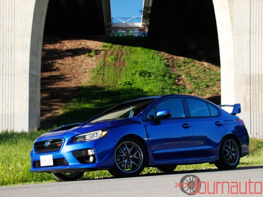 2015 Subaru WRK STI | Shaun Keenan
