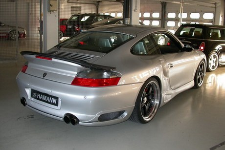 Hamann 996 Turbo
