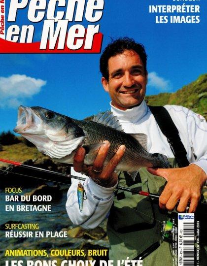 Pêche en Mer N°370 - Mai 2016