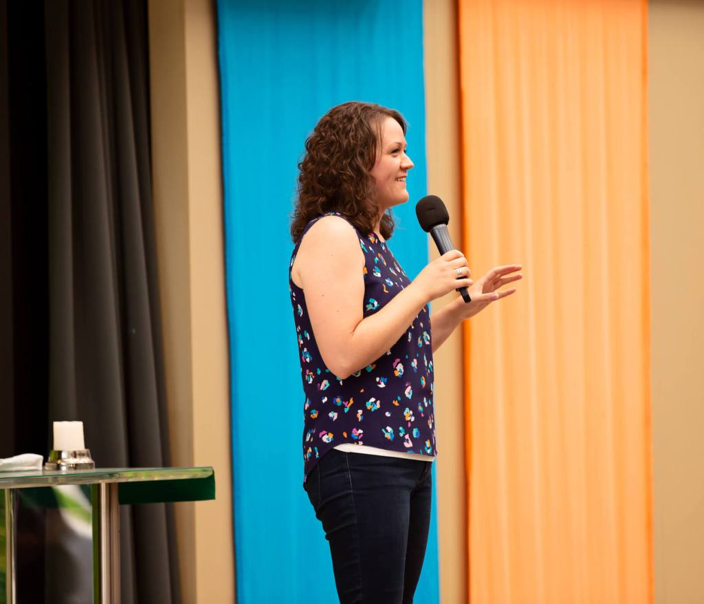 Anna Doecke - speaker and counsellor