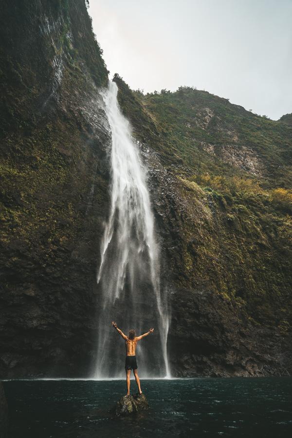 HANAKAPIAI FALLS TRAIL ON KAUAI HAWAII Journey Era