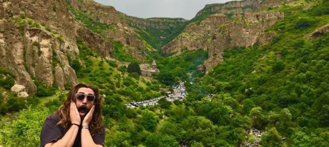 Armenia Road Trip: Day 1 Geghard Monastery