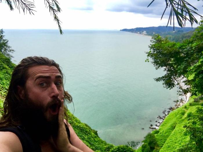 Batumi botanical gardens Black Sea