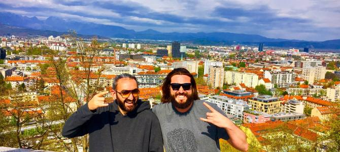 Farewell Slovenia!