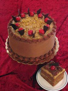 Mmm…cake!