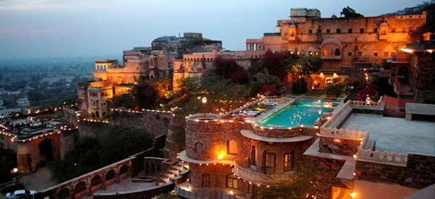 Image result for Fort Neemrana, Rajasthan