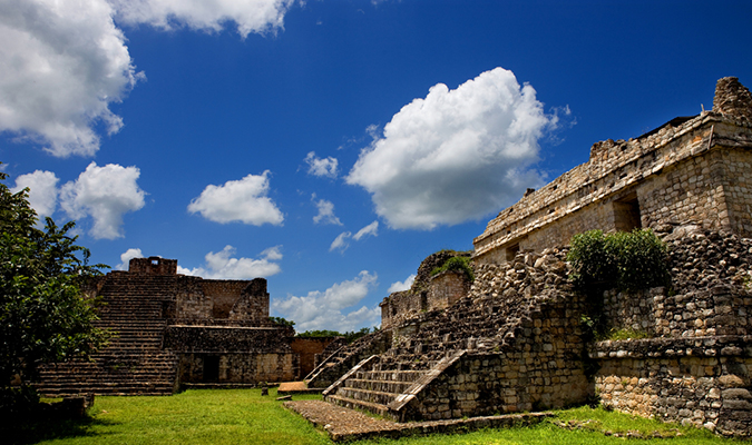 10 Day Cultural Tour From Mexico City To The Yucatan Peninsula