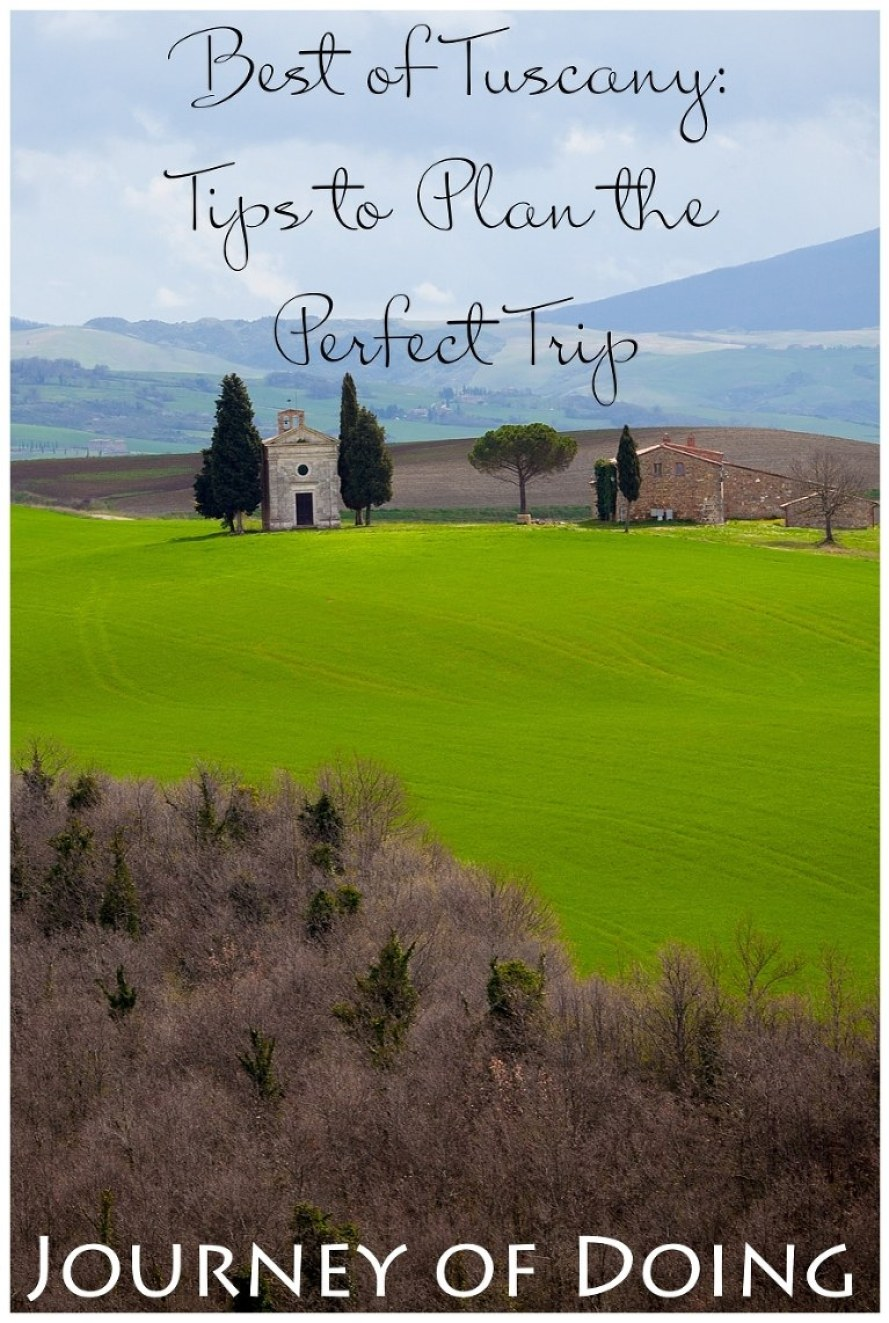 journey of doing - Best of Tuscany; where to stay in Tuscany, what to do in Tuscany, where to eat in Tuscany, and tips to plan the best trip to Tuscany