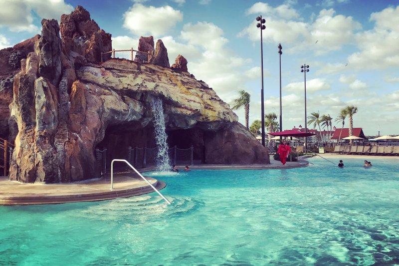 Disney World, Orlando, Florida, The Polynesian Resort