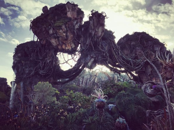 Disney World, Orlando, Florida, Animal Kingdom, Pandora