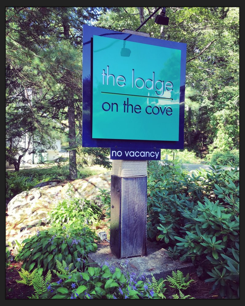 The Lodge on the Cove, Kennebunkport, Maine