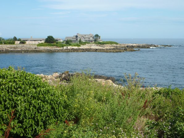 The Bush Estate, Kennebunkport, Maine