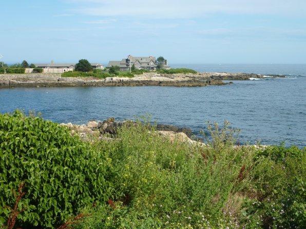 The Bush Estate, Kennebunkport, Maine